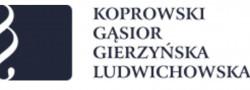 Logo KOPROWSKI GASIOR GIERZYNSKA LUDWICHOWSKA