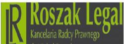 Logo ROSZAK Legal