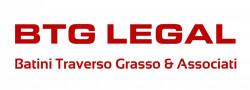 Logo BTG Legal