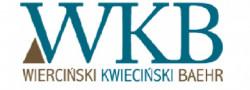 Logo WKB Wierciński, Kwieciński, Baehr