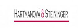 Logo Hartmanová & Steininger, advokáti